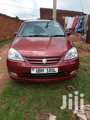 Suzuki Liana 2006 1.6 Comfort Red   Cars for sale in Central Region, Mukono