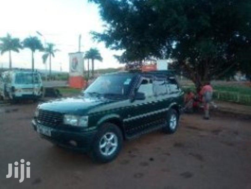 Land Rover Range Rover Sport 2000 Green