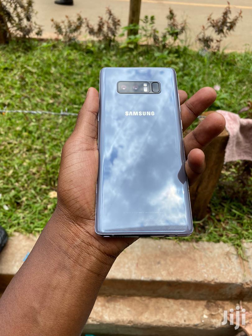 Samsung Galaxy Note 8 64 GB Silver | Mobile Phones for sale in Kampala, Central Region, Uganda