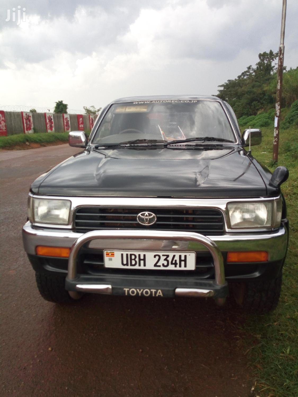 Archive: Toyota Surf 1995 Black