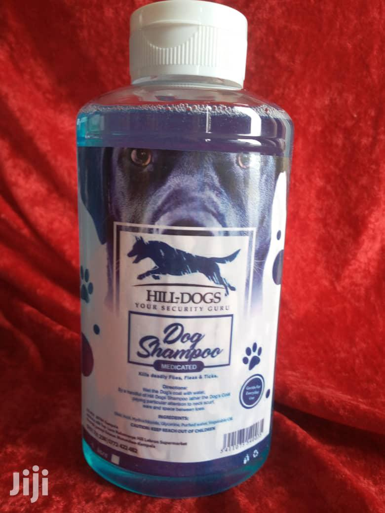 One Litre Medicated Dog Shampoo | Pet's Accessories for sale in Kampala, Central Region, Uganda