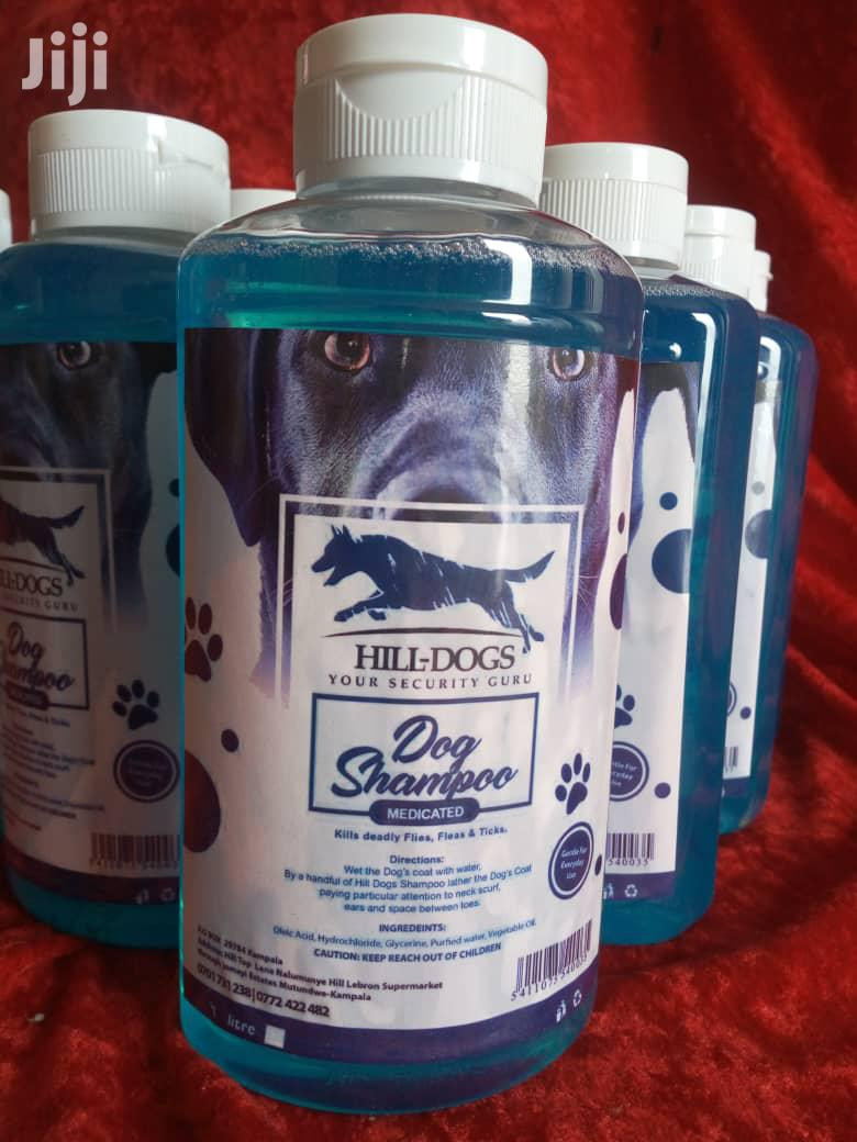 One Litre Medicated Dog Shampoo