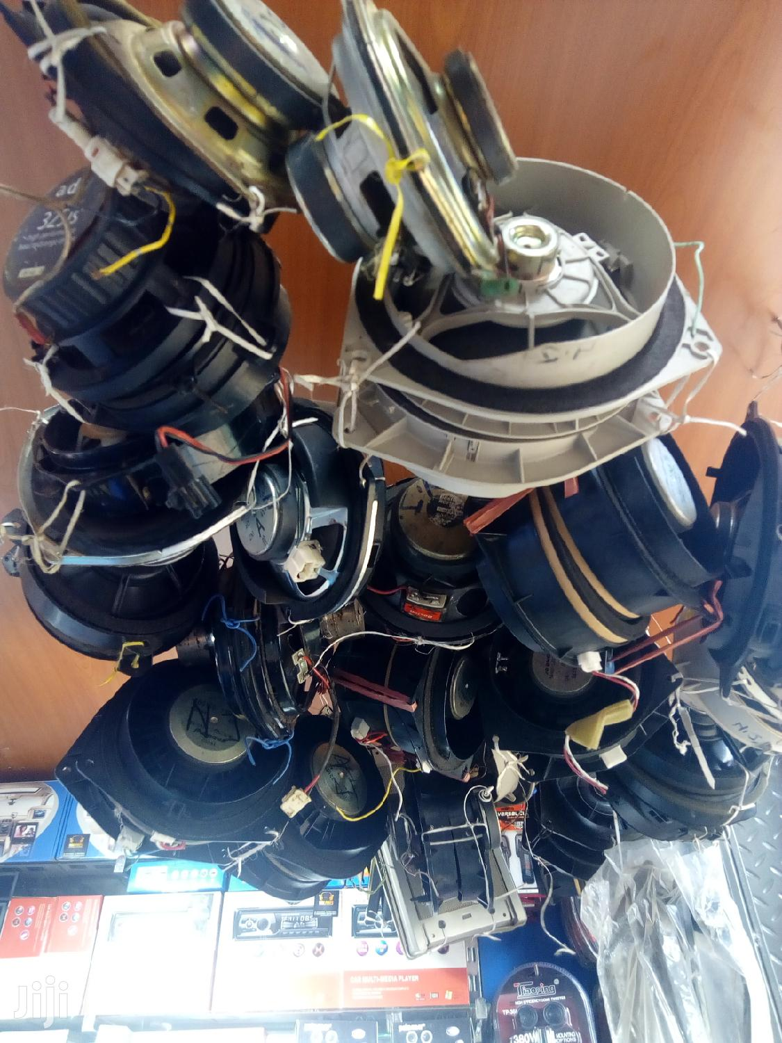 Japan Car Speakers   Vehicle Parts & Accessories for sale in Kampala, Central Region, Uganda
