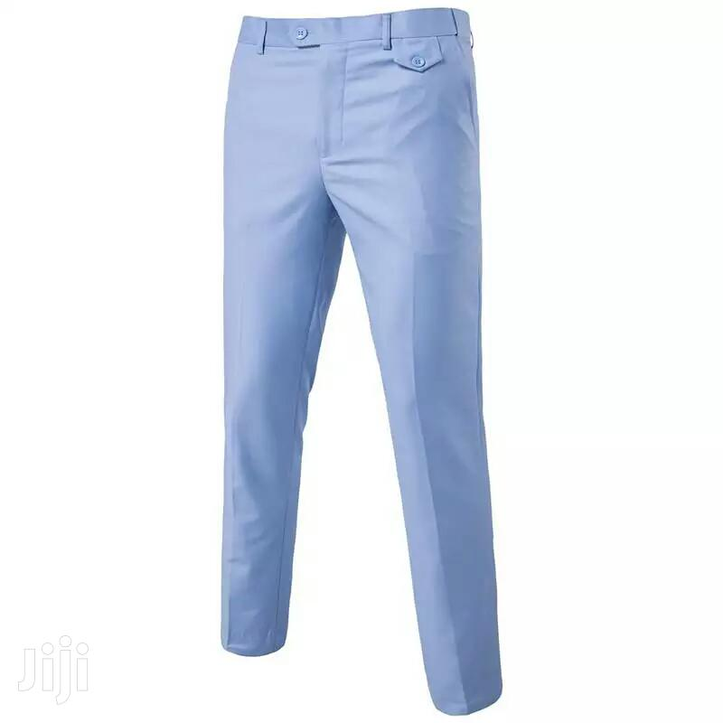 British Style Plaid Suit Pants   Clothing for sale in Kampala, Central Region, Uganda