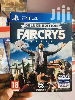 Far Cry Play Station 4   Video Games for sale in Central Region, Kampala