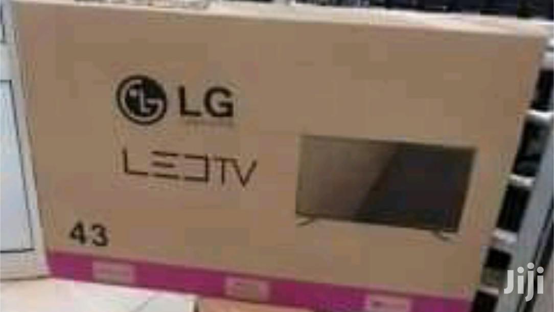 LG 43inch Digital Flat Screen TV | TV & DVD Equipment for sale in Kampala, Central Region, Uganda
