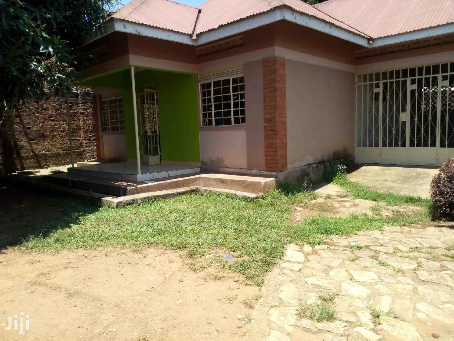 Two Bedroom House for Rent in Namugongo