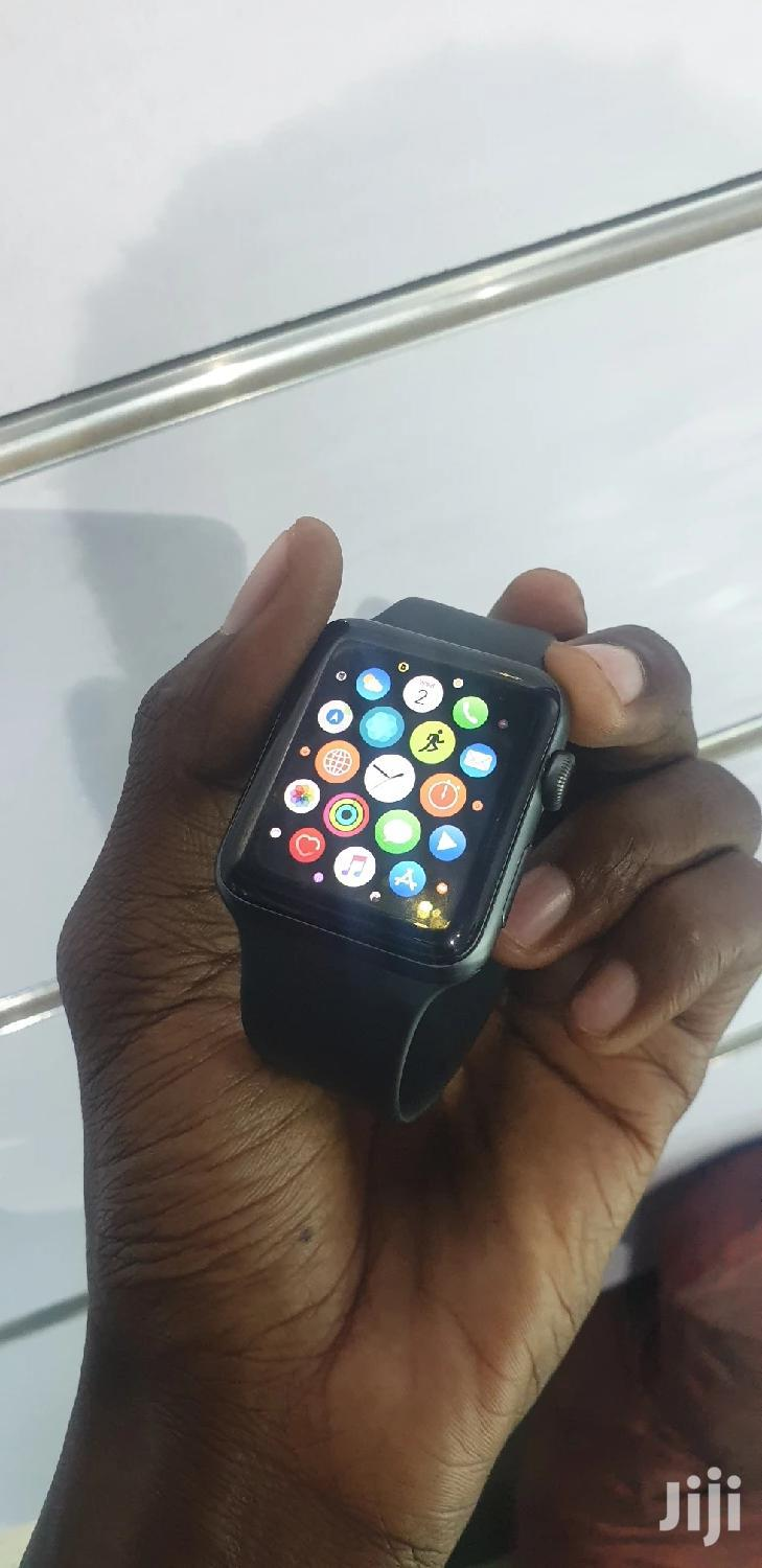 Apple Smart Watch Serries 3 42mm | Smart Watches & Trackers for sale in Kampala, Central Region, Uganda