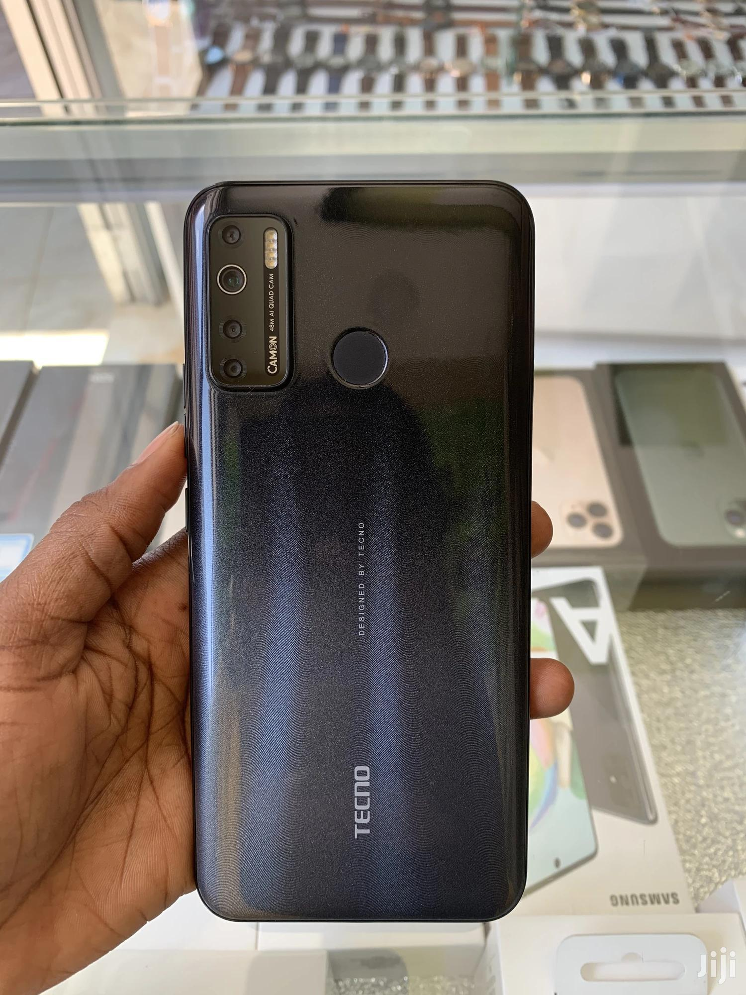 Tecno Camon 15 Air 64 GB Gray