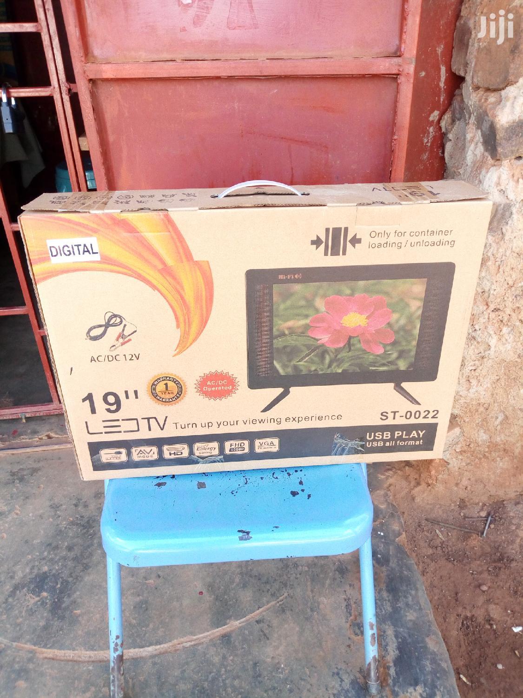 Digital Flat Screen TV 19 Inches | TV & DVD Equipment for sale in Mukono, Central Region, Uganda