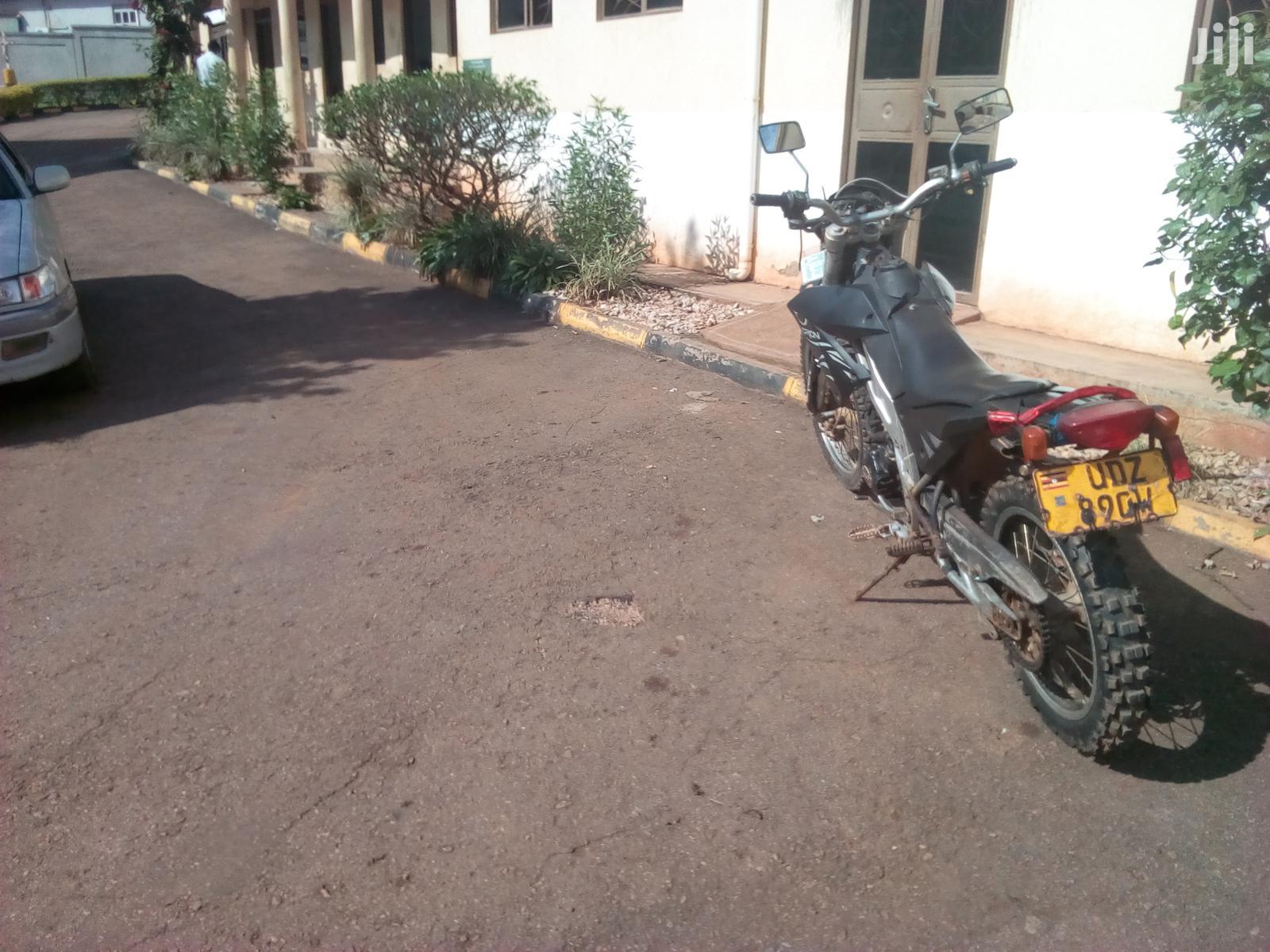 Honda CBR 2004 Black