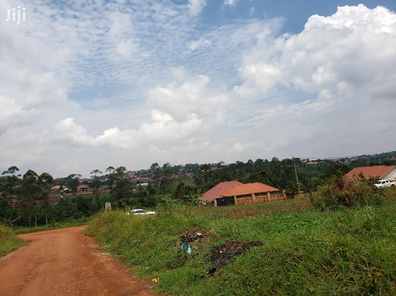 Land Available in Namugongo Nsasa