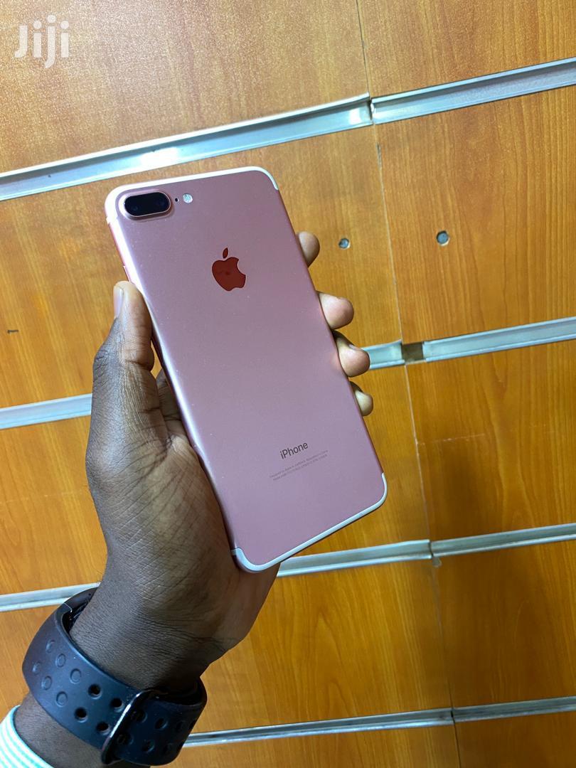 Apple iPhone 7 Plus 32 GB Pink   Mobile Phones for sale in Kampala, Central Region, Uganda