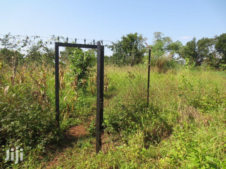 Land In Zirobwe For Sale