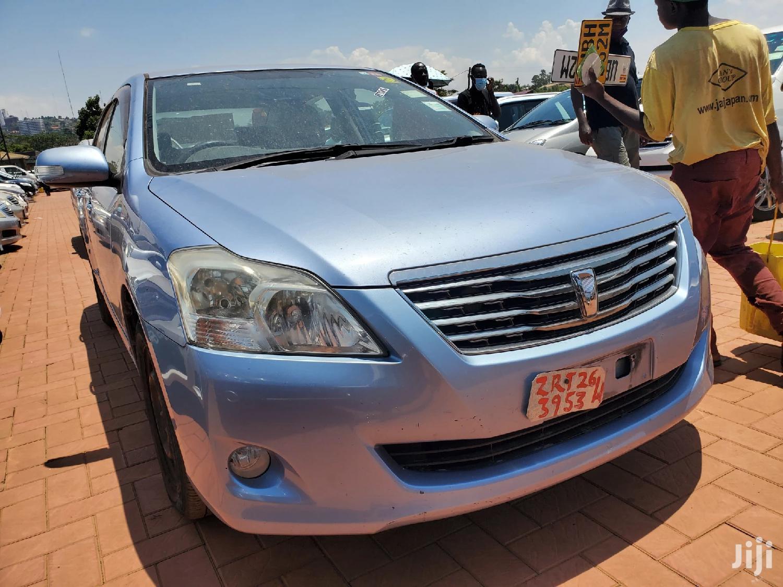 Toyota Premio 2008 Blue | Cars for sale in Kampala, Central Region, Uganda