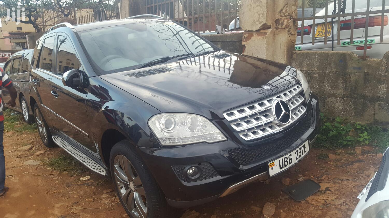 Mercedes-Benz M Class 2009 Black | Cars for sale in Kampala, Central Region, Uganda