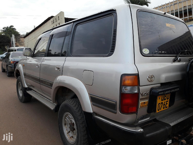 Toyota Land Cruiser 1998 Silver | Cars for sale in Kampala, Central Region, Uganda