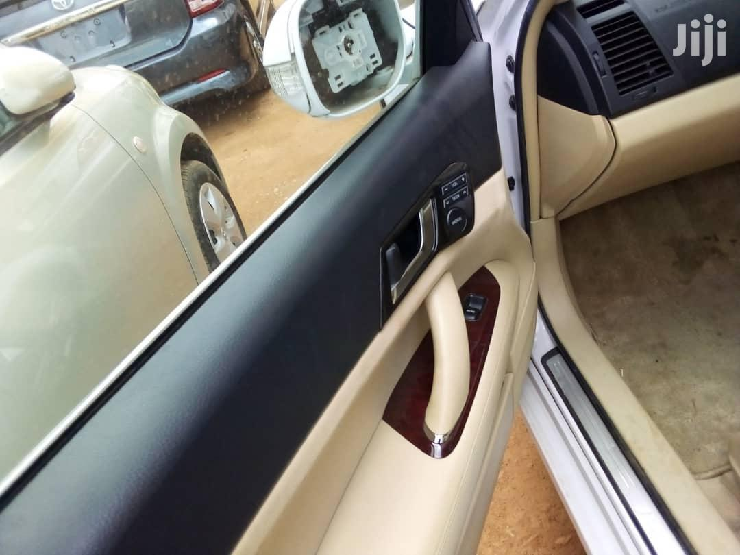 Toyota Mark X 2007 White | Cars for sale in Kampala, Central Region, Uganda