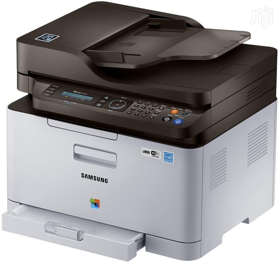 Samsung Xpress Colour Multifunction Laser Printer