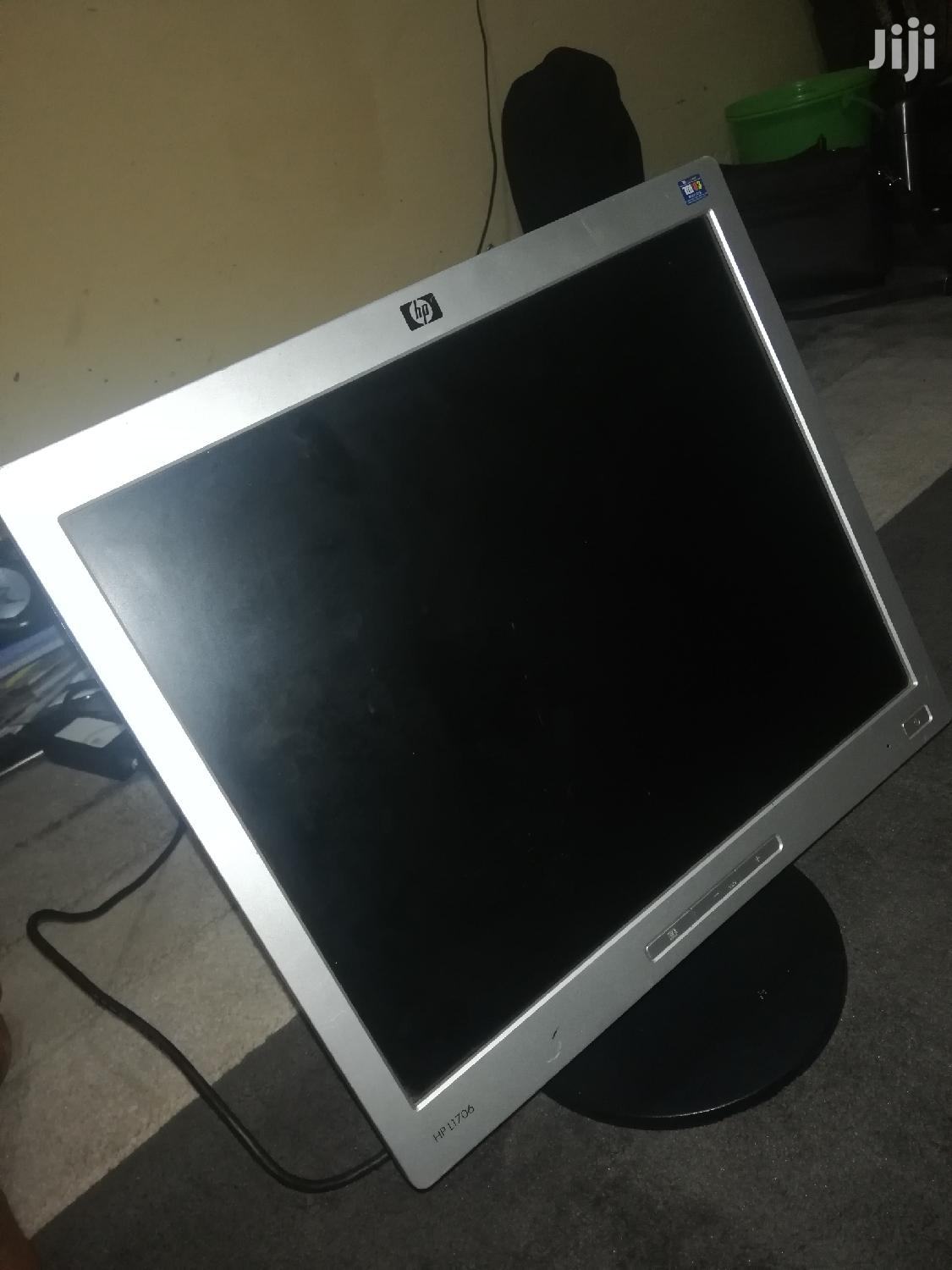 Archive: HP Flat Panel Monitor 17 Inches