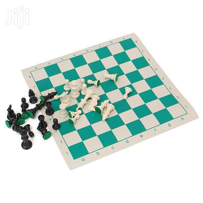 Chess And Storage Tin Set | Books & Games for sale in Kampala, Central Region, Uganda