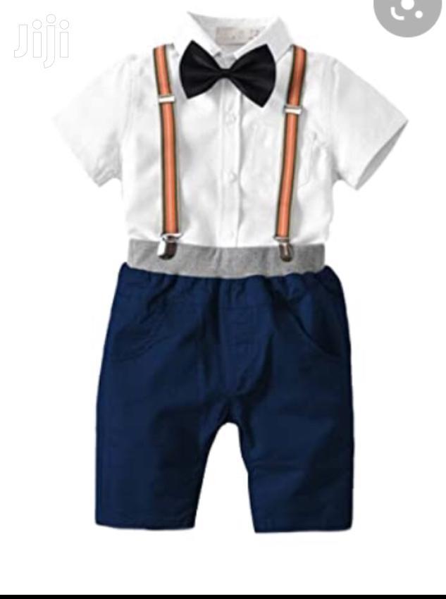 Archive: Baby Boy Suit/Casual Wear