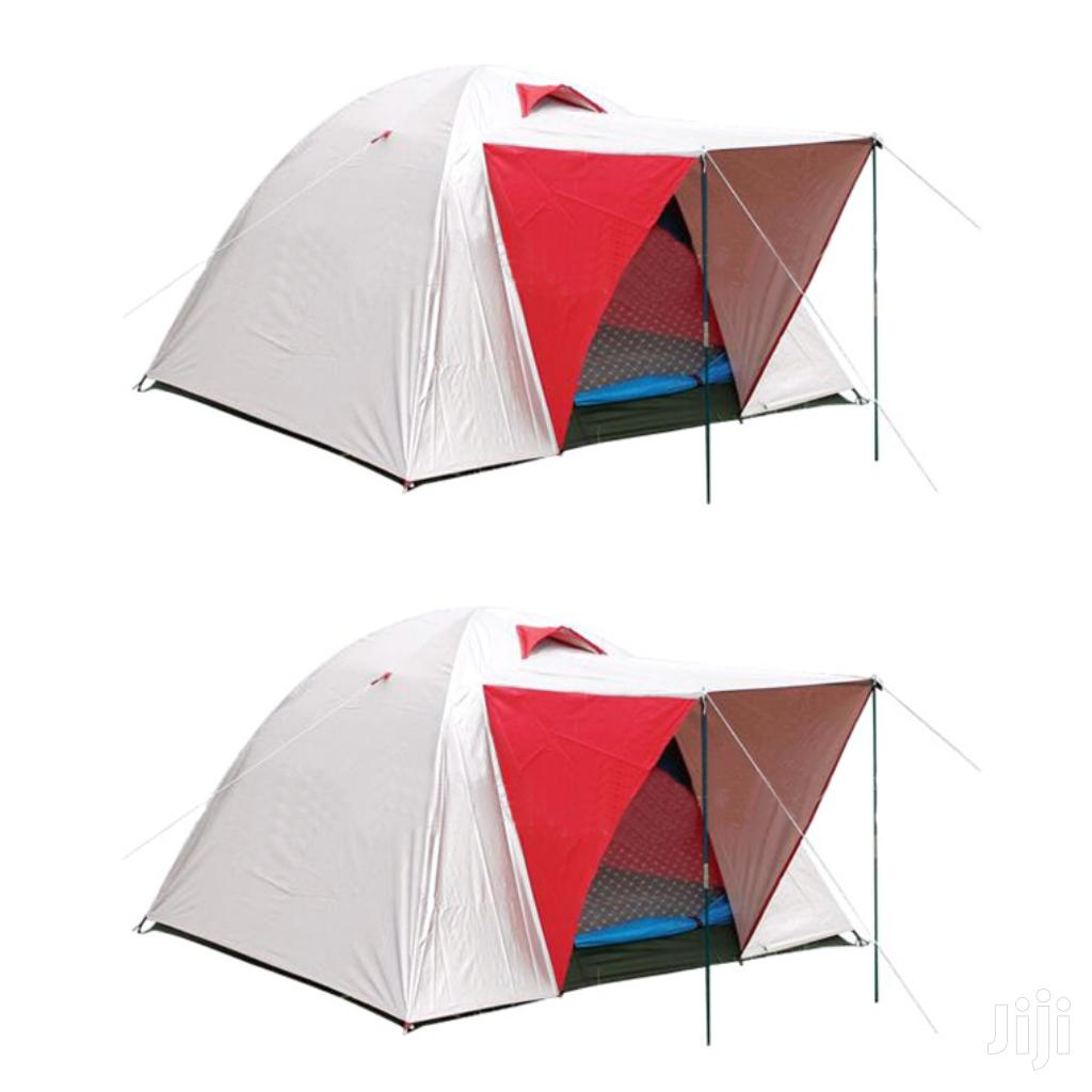 4 People Camping Tent