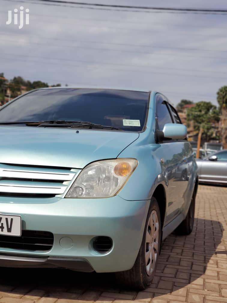 Archive: Toyota IST 2003 Blue