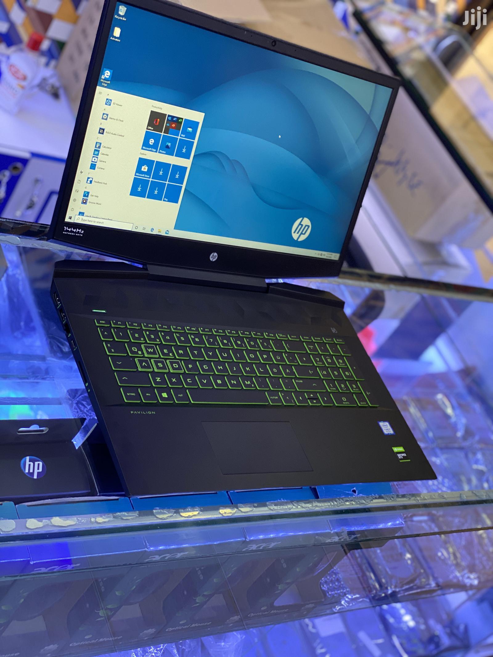 New Laptop HP Pavilion 17t 16GB Intel Core i7 SSHD (Hybrid) 512GB | Laptops & Computers for sale in Kampala, Central Region, Uganda