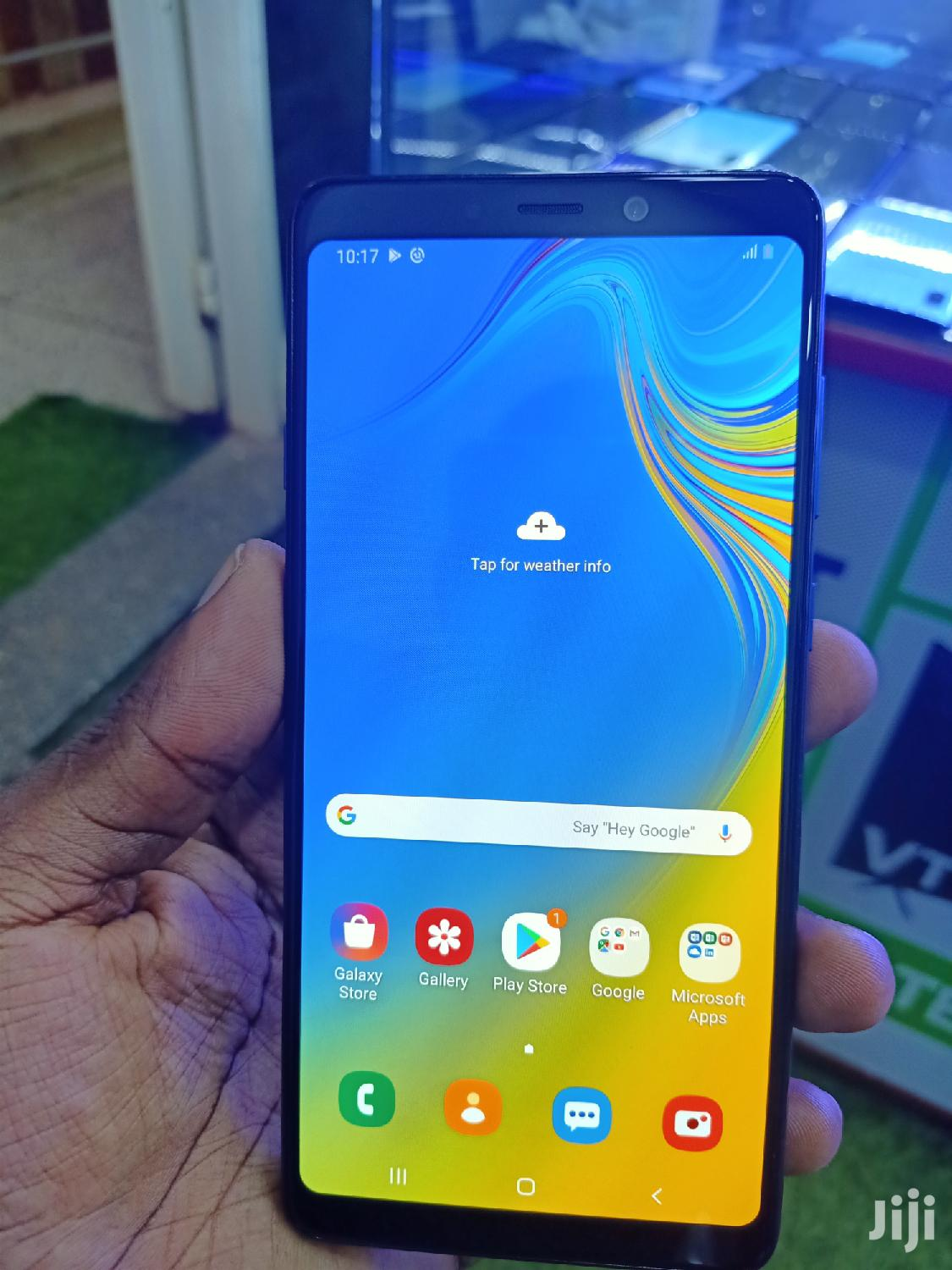 Samsung Galaxy A9 128 GB Black