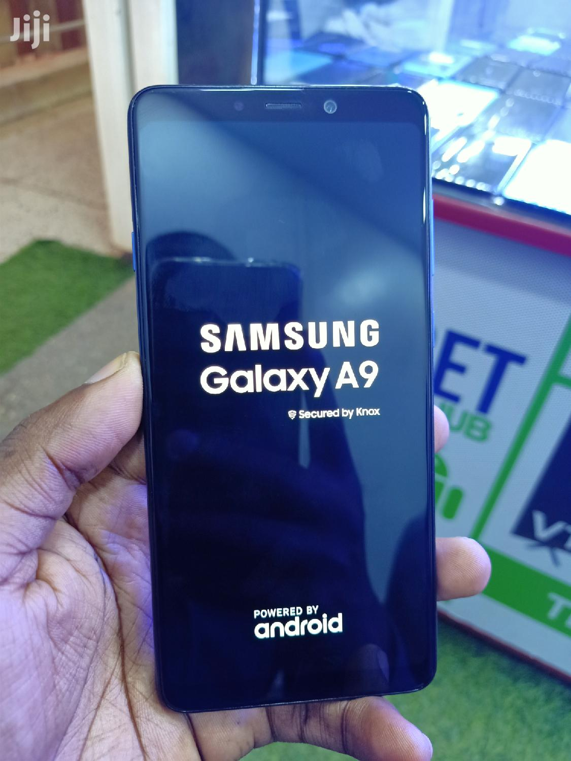 Samsung Galaxy A9 128 GB Black | Mobile Phones for sale in Kampala, Central Region, Uganda