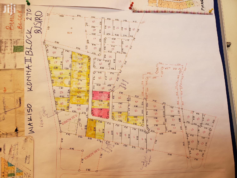 Land Available in Wakiso Konna