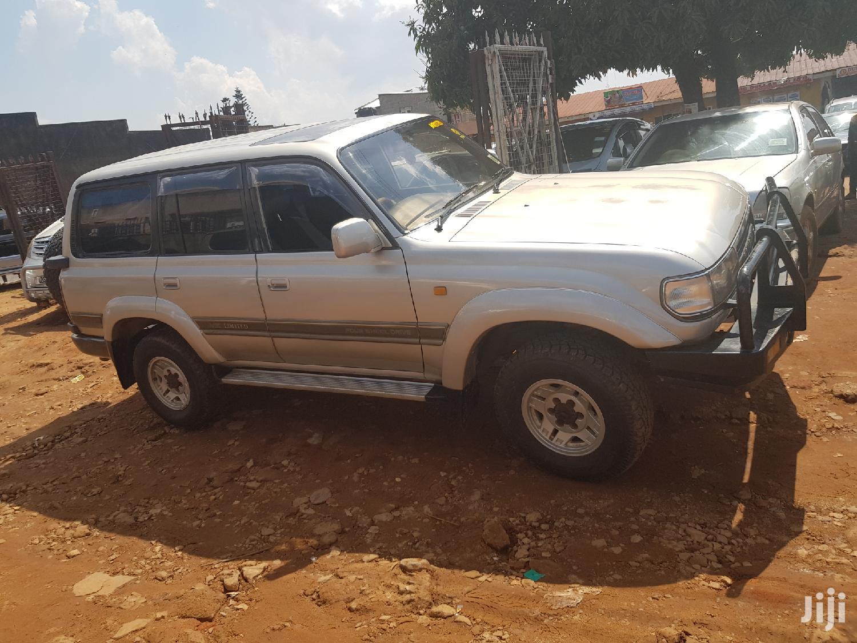 Toyota Land Cruiser 2000 Silver   Cars for sale in Kampala, Central Region, Uganda
