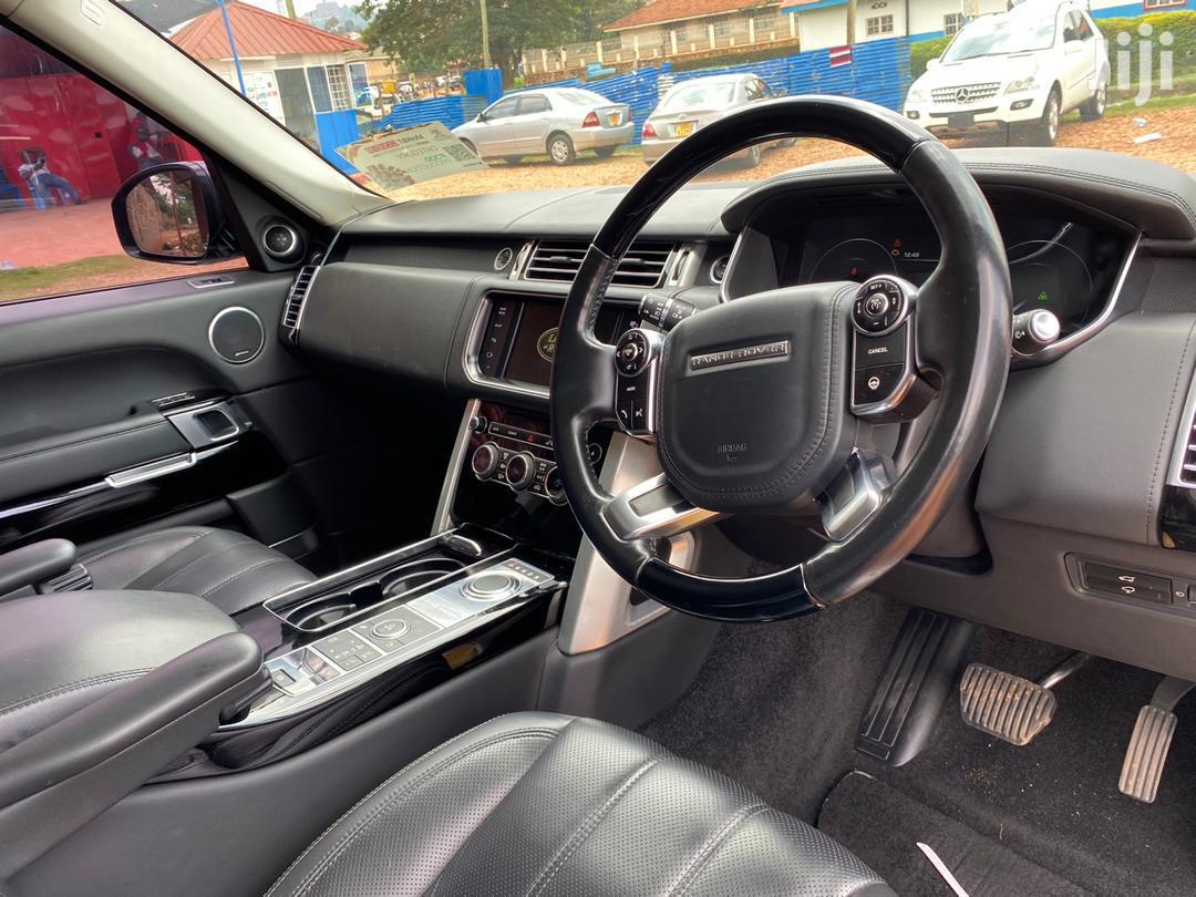 Land Rover Range Rover Vogue 2017 Gray | Cars for sale in Kampala, Central Region, Uganda