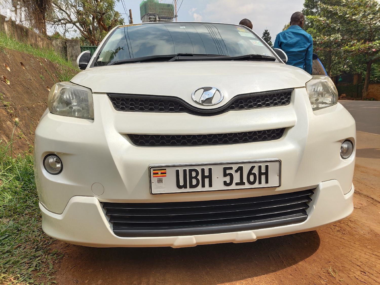 Archive: Toyota IST 2008 White