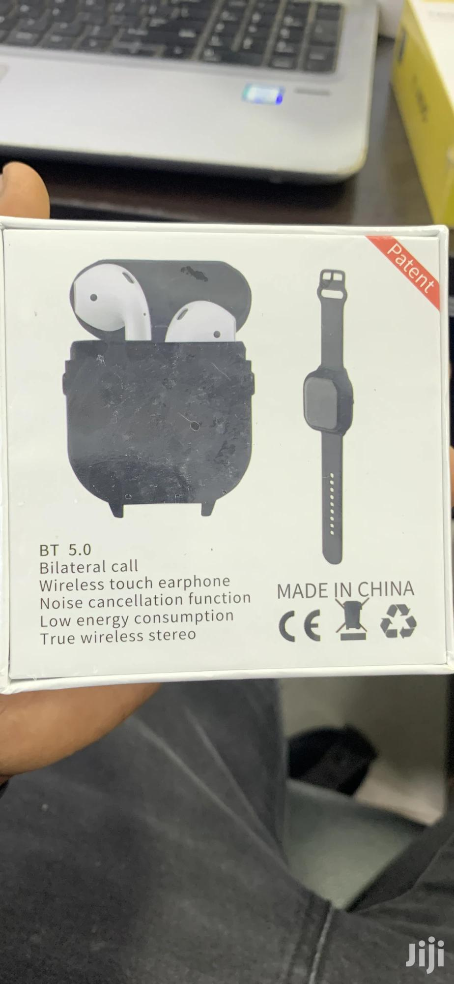 A01 Tws Earbuds | Headphones for sale in Kampala, Central Region, Uganda