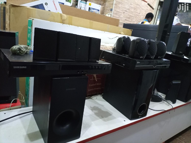 Samsung Home Theatre Sound System.
