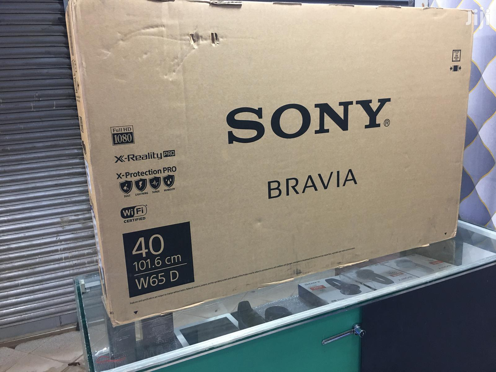 Sony 40 Inches Smart Fullhd
