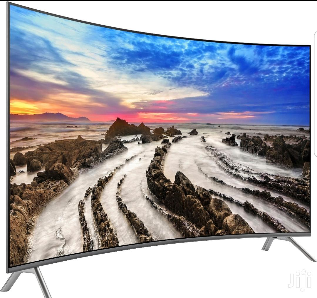 Curved 65INCHES Samsung 4k Uhd Tv