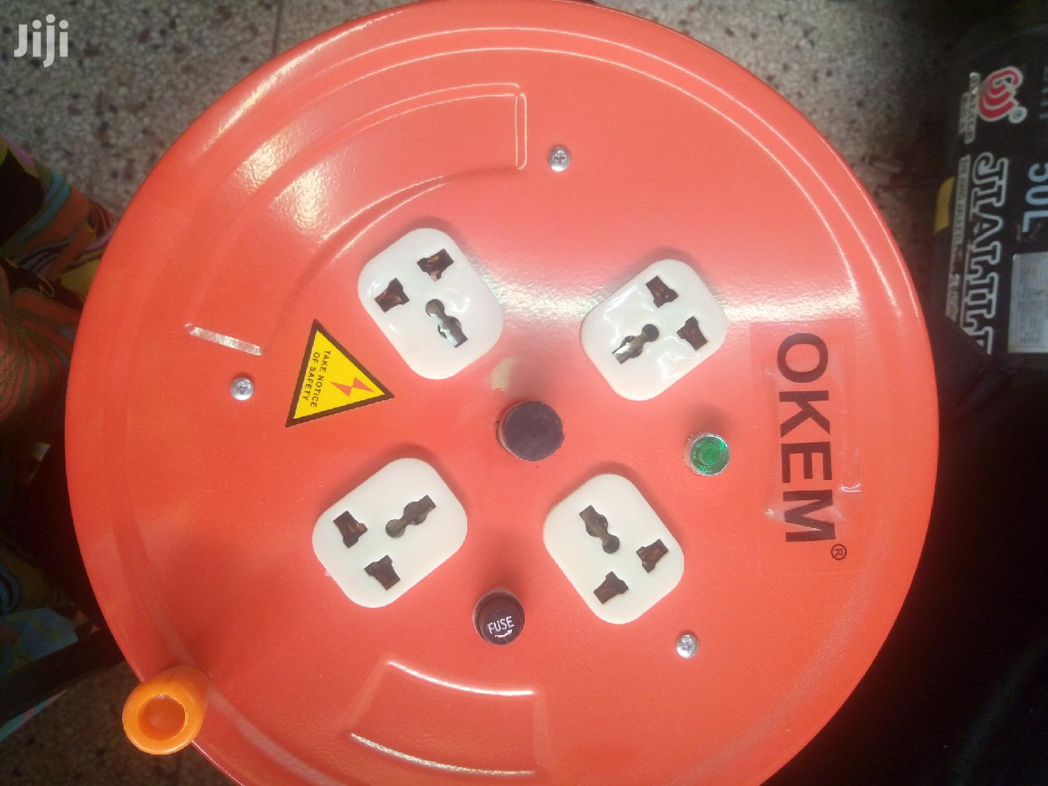 Cable Reel, Power Cable 50meter | Electrical Equipment for sale in Kampala, Central Region, Uganda