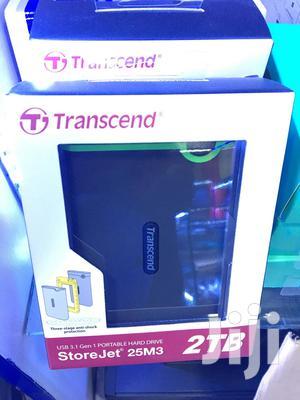 Original Brand New Transcend 2tb External Storage Drive   Computer Hardware for sale in Central Region, Kampala
