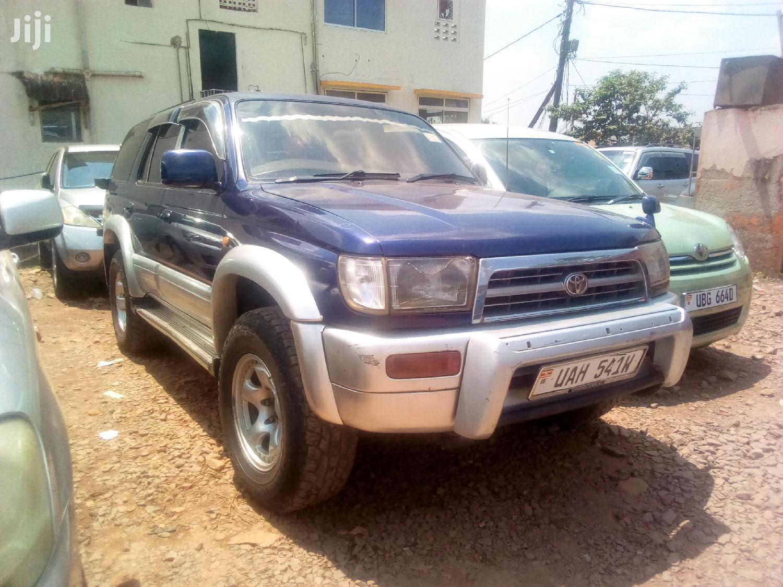Toyota Surf 1997 Blue | Cars for sale in Kampala, Central Region, Uganda