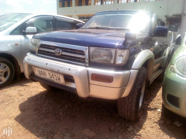 Toyota Surf 1997 Blue