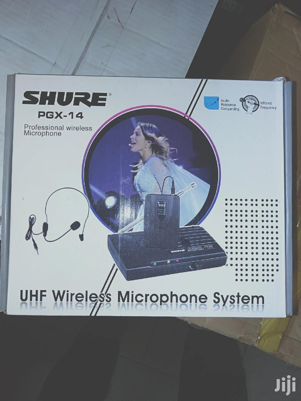 Shure PGX-14 Wireless Microphone System