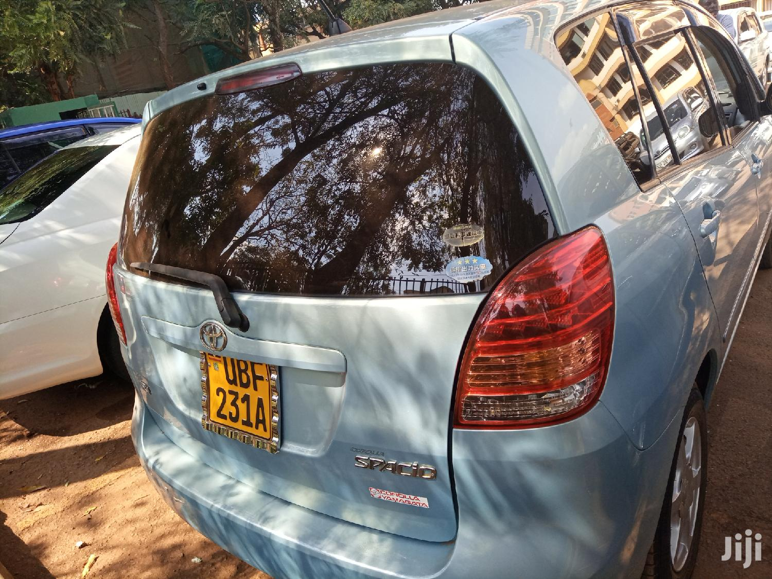 Toyota Spacio 2005 Blue | Cars for sale in Kampala, Central Region, Uganda