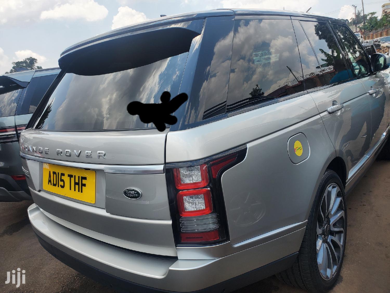 Land Rover Range Rover Vogue 2015 Silver | Cars for sale in Kampala, Central Region, Uganda