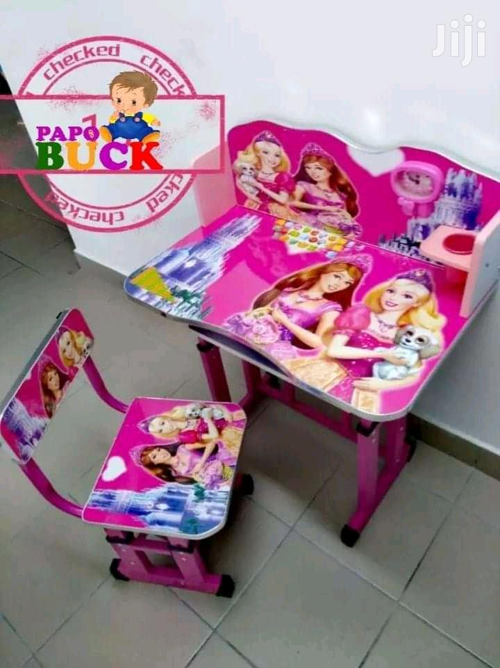 Kids Learning Table And Chair   Children's Furniture for sale in Kampala, Central Region, Uganda