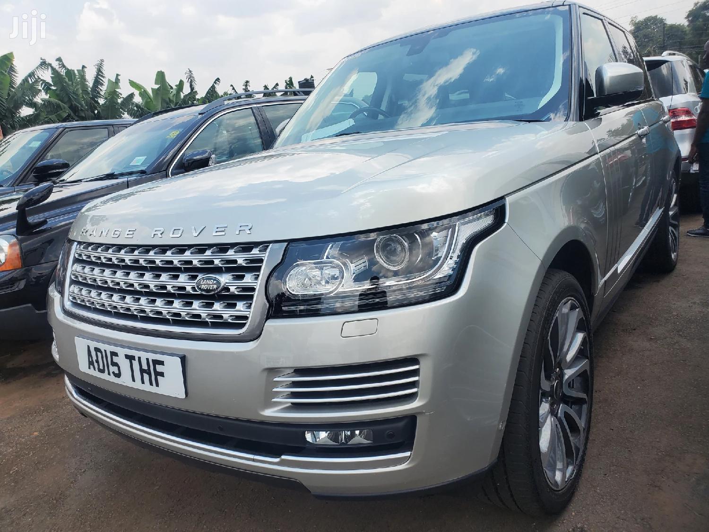 Land Rover Range Rover Vogue 2015 Silver