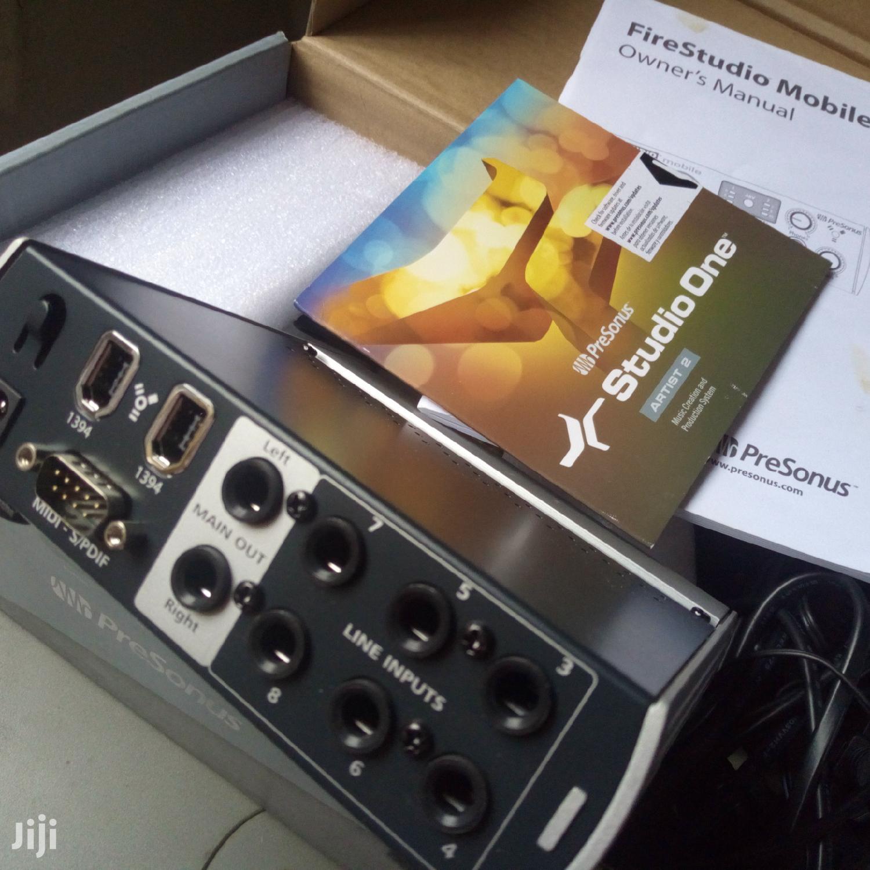 Presonus Firestudio Mobile | Audio & Music Equipment for sale in Kampala, Central Region, Uganda