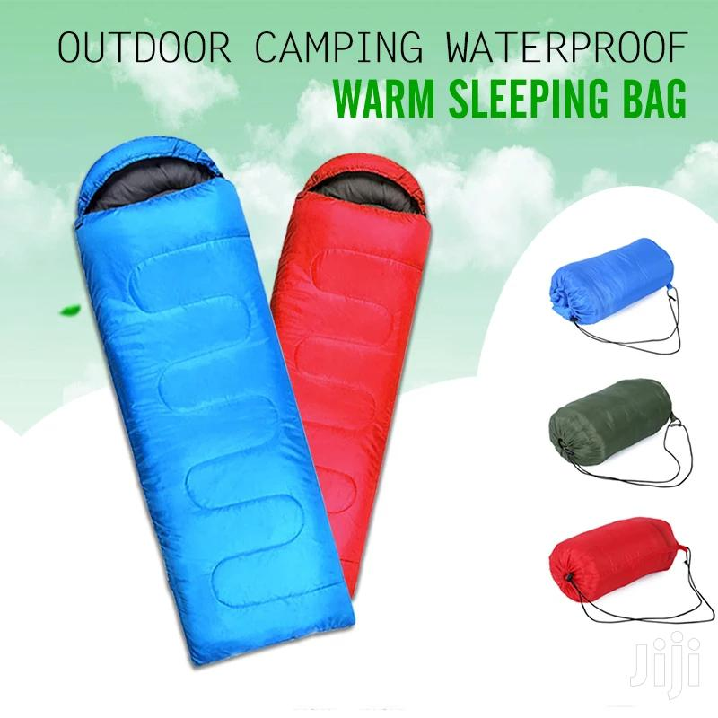 Warm Sleeping Bag